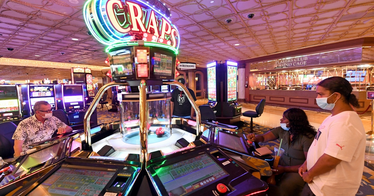What You Required To Find Out About Gambling